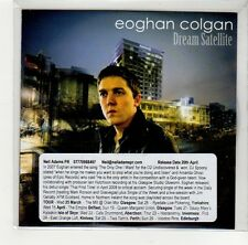 (GE872) Eoghan Colgan, Dream Satellite - DJ CD
