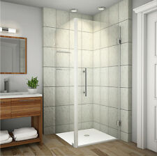 "ASTON GLOBAL Aquadica GS 38"" x 38"" x 72"" Frameless Square Shower Enclosure"