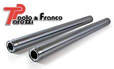 Yamaha FZS600 Fazer 98-03 Cromo Tenedor Tubo montante// pierna (par)