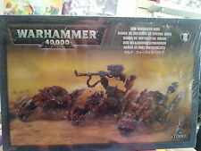 WARHAMMER 40K ORK WARBIKER MOB 28MM MINIATURES NEW & SEALED