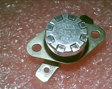 Thermostat:KSD301-B120 120ºC : 248ºF : N.C. NC:Temperature:BiMetal Switch