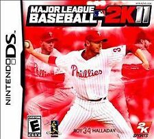MLB: Major League Baseball 2K11 (Nintendo DS) – cart only