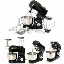 3 in 1 Electric FOOD MIXER Multifunctional BLENDER MINCER Black Charles Jacobs