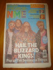 NME 1992 MAR 14 RIGHT SED FRED PEARL JAM BUFFALO TOM