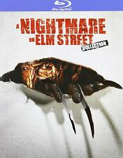 A Nightmare on Elm Street Collection The Original 7 Nightmares!Blu-ray 5-Disc