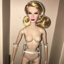 Fashion Royalty Integrity Super Model Convention Diva Dasha Nude Doll