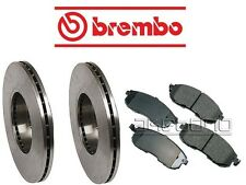 Brembo Front Brake Kit with Rotors and Pads fits Nissan Maxima 95-3/99 V6 3.0L