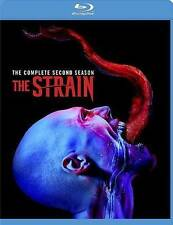 The Strain: Season 2 (Blu-ray Disc, 2016, 3-Disc Set)
