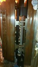 Large Vintage Diebold & Safe Company Bank Vault Antique EUC Opens & Locks 38x82