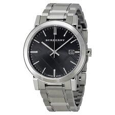100% NEW Burberry UNISEX Watch BU9001 Swiss Made Steel Bracelet