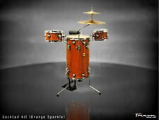 Trixon Cocktail Elite Drumset Orange Sparkle