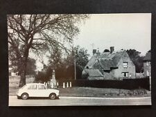 RP Vintage Postcard - Northamptonshire #B3 - Memorial Green, Nether Heyford