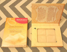 BOURJOIS PARIS - SOFT PEARLY WHITE CHOCOLATE - HIGHLIGHTING POWDER - BRAND NEW