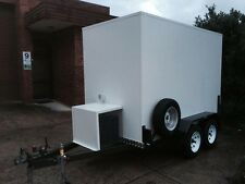 10ft x 5ft  mobile cool room Coolroom Portable coolroom trailer walk in