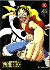 One Piece:Collection 1. Classic Anime Uncut. Brand New In Shrink!
