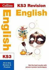 Collins New Key Stage 3 Revision ? English: All-In-One Revision And Practice (Co