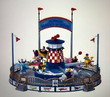Lemax Carnival Collection JUNIOR FLIGHT SCHOOL #74703 Spectacular Carnival Ride