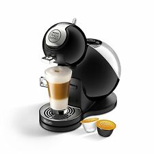 Black NESCAFÉ Dolce Gusto Coffee Machine and Beverage Maker EDG420.B Melody 3 by