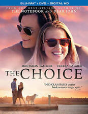 The Choice Blu-ray/DVD, 2016, 2-Disc Set
