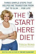 The Start Here Diet: Three Simple Steps That Helped Me Transition from Fat to Sl