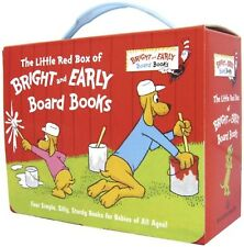 The Little Red Box of Bright and Early Board Books  by P.D. Eastman  Board book