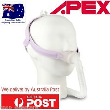 NEW APEX CPAP Mask Nasal Pillows Ms WiZARD 230 for Her. Snoring .Sleep Apnea OSA