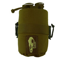 Hill People Gear 16 oz. Bottle Holster (Coyote Brown) MOLLE/PALS Compatible