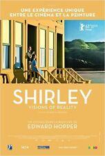 Affiche 40X60cm SHIRLEY, UN VOYAGE DANS LA PEINTURE D'EDWARD HOPPER 2014 Cumming