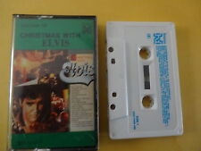elvis presley christmas with elvis cassette tape like new australian