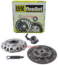 LUK CLUTCH KIT REPSET+SLAVE CYL 03-07 SATURN ION-1 ION-2 ION-3 2.2L 2.4L