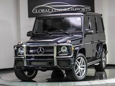 Mercedes-Benz : G-Class G63 AMG