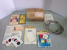 Vintage Miscellaneous Magic Items Al's Magic Shop Kids Learn Magic Tricks