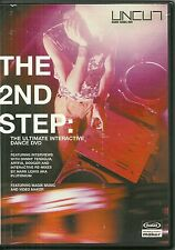 DVD - THE 2ND STEP : THE ULTIMATE INTERACTIVE DANCE DVD