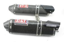 06-07 KAWASAKI NINJA ZX10R YOSHIMURA EXHAUST PIPE MUFFLER SLIP ON CAN SILENCER