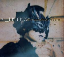ENIGMA : THE SCREEN BEHIND THE MIRROR / CD - TOP-ZUSTAND