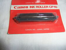 Typewriter PRINTER ribbon RARE CANON INK ROLLER CP-10 .. 12