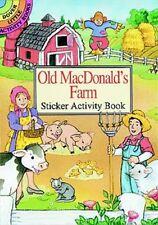 Dover OLD MACDONALDS FARM MINI BOOK / mini bookFREE US SHIPPING