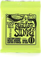 Ernie Ball 2221 Regular Slinky Nickel Wound Electr