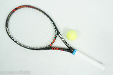 Dunlop iDapt Force 98 with Firm Shock Sleeve 4 3/8 Tennis Racquet (#2677)