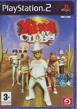 KING OF CLUBS (2007) PS2 ITALIANO PAL ORIGINALE NUOVO SIGILLATO