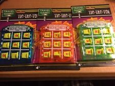 Tic-Tac-Toe Travel Game - Great for Children Over 4 - Great Travel Fun!