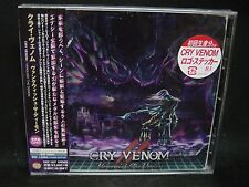 CRY VENOM Vanquish The Demon + 1 JAPAN CD Galneryus Syu Falling In Reverse