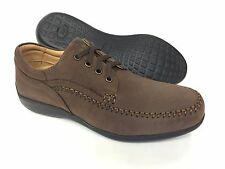 Neil M Mens Shoes William NM313312 Oxford Size 9.5 D Coffee $225