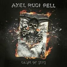 AXEL RUDI PELL - GAME OF SINS    - CD NEU