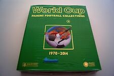 Panini World Cup Football Collections book WC 1970 to 2014 - multilingual NEW