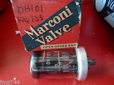DH101 MARCONI OSRAM    NEW OLD STOCK   VALVE TUBE O15C