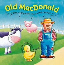 Old MacDonald Had A Farm: Sound Book (Kids Play)