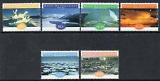 New Zealand-Ross Dependency MNH  1998 Ice Formations
