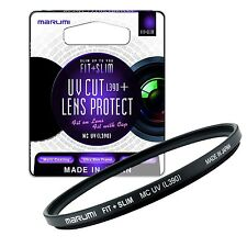 MARUMI Fit + Slim MC UV cut (L390) 49mm Multi-Coated FILTRO-fts49uv
