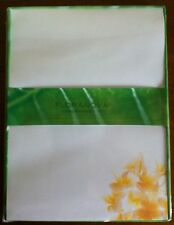 Frangipani Correspondence Boxed Writing Set Floranova Mothers Day Gift New